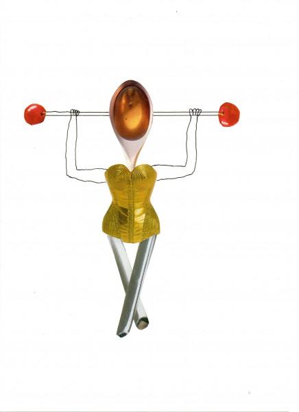 O.T. (Gewichtheberin)
