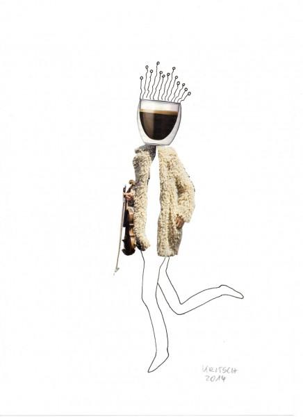 O.T. (Kaffee mit Violine)