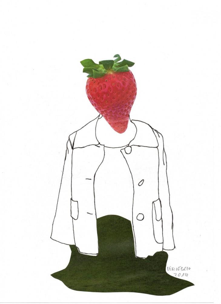 O.T. (Erdbeere)