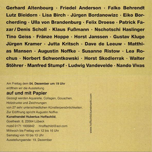 Ausstellung Hoffschild